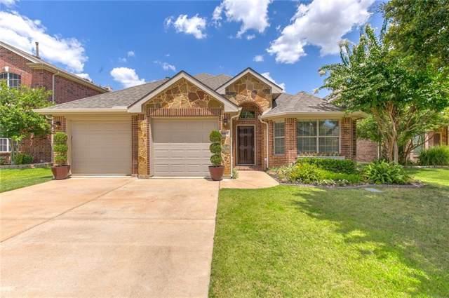 15624 Landing Creek Lane, Fort Worth, TX 76262 (MLS #14145667) :: The Real Estate Station