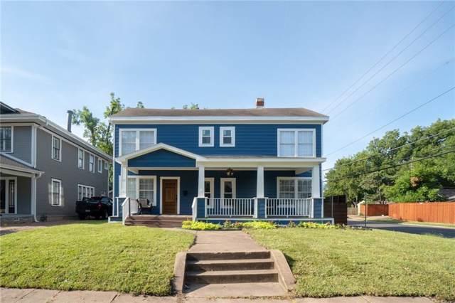 5500 Willis Avenue, Dallas, TX 75206 (MLS #14145672) :: Robbins Real Estate Group