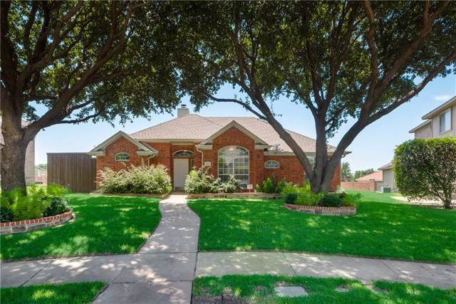 7305 David Drive, Frisco, TX 75034 (MLS #14145694) :: Magnolia Realty