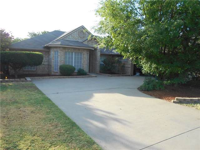 422 Steeplechase Trail, Kennedale, TX 76060 (MLS #14145717) :: The Hornburg Real Estate Group