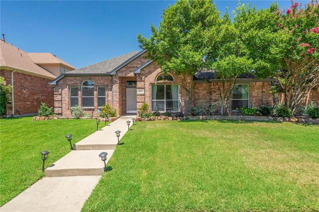 3811 Strattford Drive, Frisco, TX 75035 (MLS #14145729) :: The Chad Smith Team
