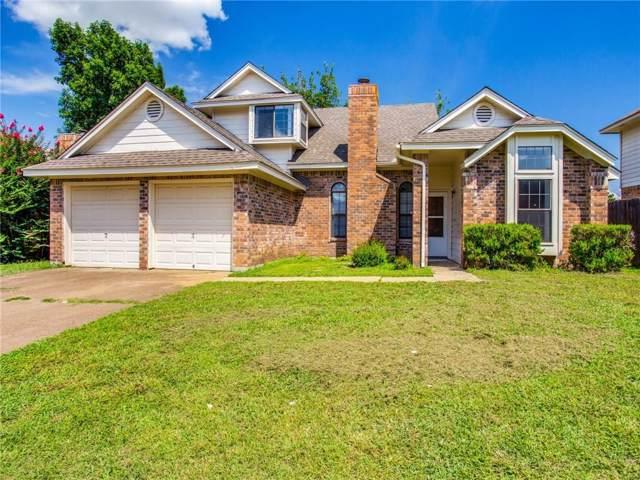 5115 Winterberry Court, Arlington, TX 76018 (MLS #14145745) :: Lynn Wilson with Keller Williams DFW/Southlake