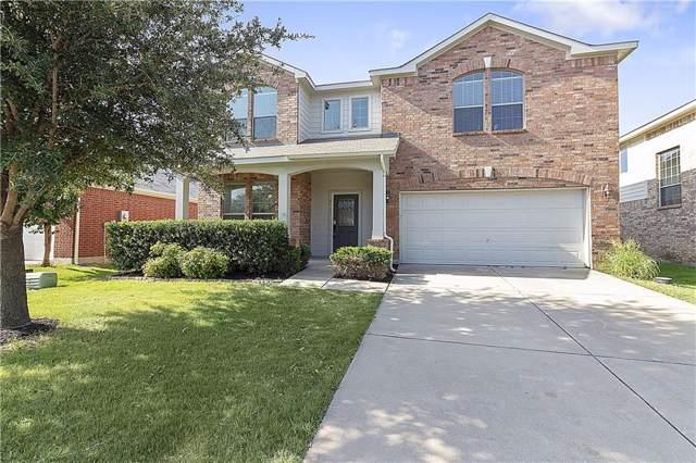 8612 Sagebrush Trail, Cross Roads, TX 76227 (MLS #14145750) :: The Good Home Team