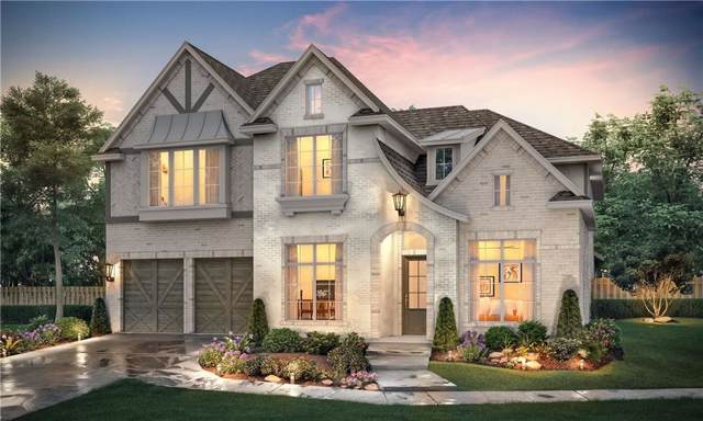 15111 Viburnum Street, Frisco, TX 75035 (MLS #14145791) :: Hargrove Realty Group