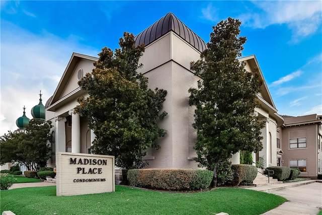 603 W 6th Avenue #201, Corsicana, TX 75110 (MLS #14145834) :: NewHomePrograms.com LLC