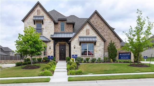 1541 Winchester Drive, Prosper, TX 75078 (MLS #14145847) :: Hargrove Realty Group