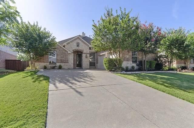 1604 Wagon Wheel Drive, Allen, TX 75002 (MLS #14145857) :: Tenesha Lusk Realty Group