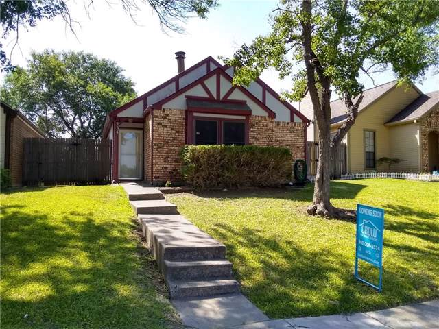 254 Teakwood Lane, Lewisville, TX 75067 (MLS #14145877) :: The Rhodes Team