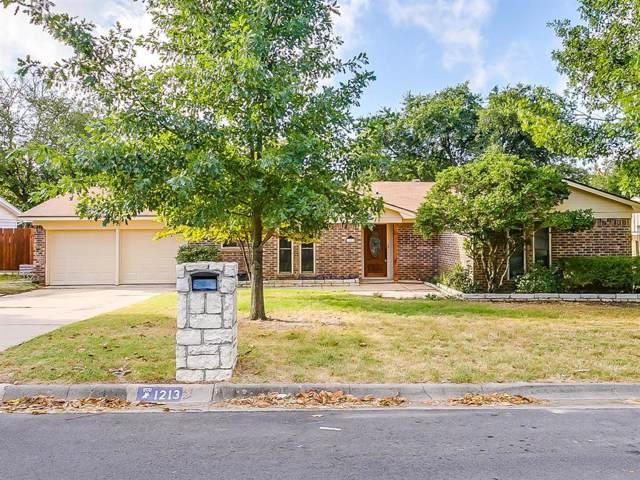 1213 Julie Street, Weatherford, TX 76086 (MLS #14145927) :: Lynn Wilson with Keller Williams DFW/Southlake
