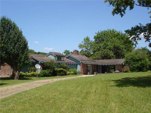 137 County Road 1345, Clarksville, TX 75426 (MLS #14145941) :: Tenesha Lusk Realty Group