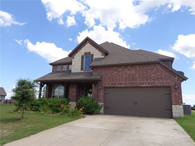 211 Meadow Crossing Drive, Mckinney, TX 75071 (MLS #14145961) :: The Good Home Team