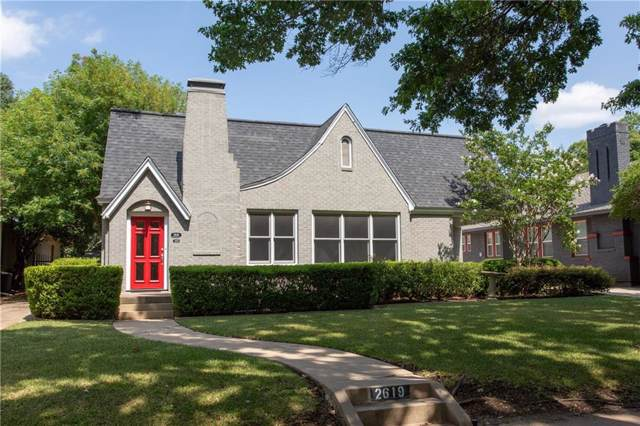 2619 Greene Avenue, Fort Worth, TX 76109 (MLS #14146003) :: The Mitchell Group