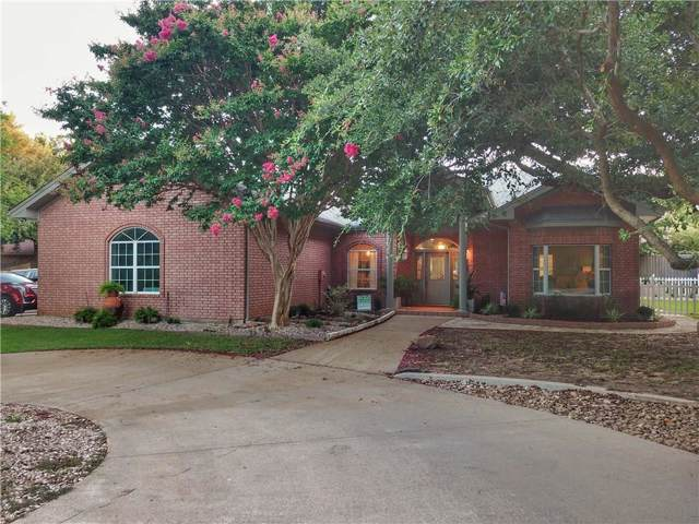6317 Circo Drive, Granbury, TX 76049 (MLS #14146015) :: The Paula Jones Team | RE/MAX of Abilene
