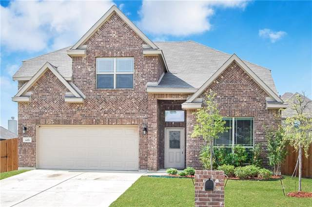 605 Ravenwood Drive, Saginaw, TX 76179 (MLS #14146018) :: Performance Team