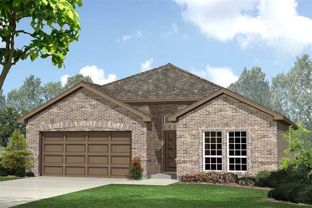 2416 Indian Head Drive, Fort Worth, TX 76177 (MLS #14146025) :: The Good Home Team