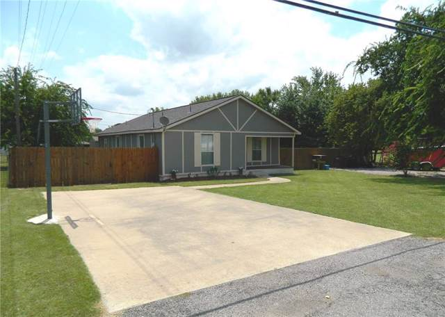 401 E Houston Street, Leonard, TX 75452 (MLS #14146065) :: The Real Estate Station
