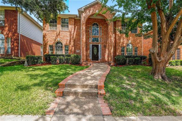 3436 Lark Meadow Way, Dallas, TX 75287 (MLS #14146076) :: The Tierny Jordan Network