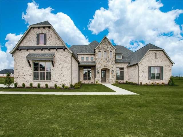 5200 Norwick Drive, Parker, TX 75002 (MLS #14146100) :: Tenesha Lusk Realty Group