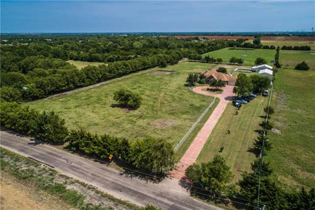 1721 Stainback Road, Red Oak, TX 75154 (MLS #14146142) :: The Chad Smith Team