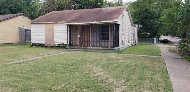 2202 Hudspeth Avenue, Dallas, TX 75216 (MLS #14146143) :: Magnolia Realty