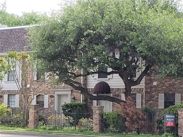 2810 Wycliff Avenue A, Dallas, TX 75219 (MLS #14146157) :: The Good Home Team