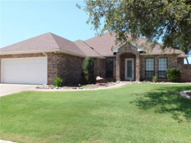 8712 Bellechase Road, Granbury, TX 76049 (MLS #14146166) :: The Paula Jones Team | RE/MAX of Abilene