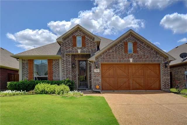 704 Lighthouse Lane, Savannah, TX 76227 (MLS #14146180) :: Frankie Arthur Real Estate