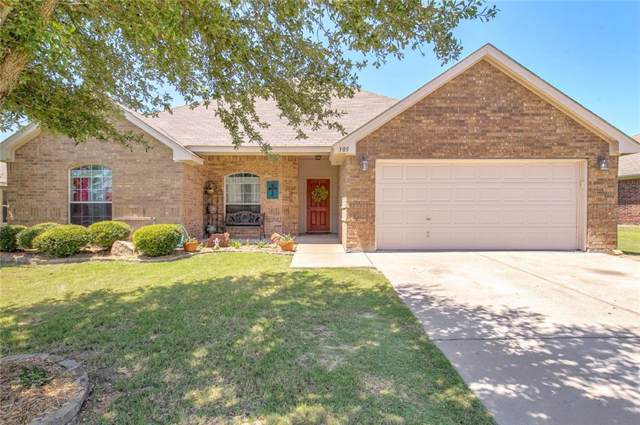 305 Wonder Oak Court, Weatherford, TX 76085 (MLS #14146185) :: Magnolia Realty