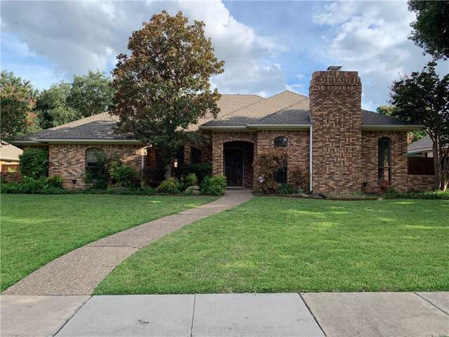 1504 Croston Drive, Plano, TX 75075 (MLS #14146200) :: Tenesha Lusk Realty Group