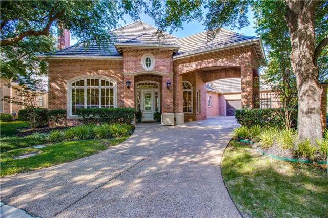 6629 Augusta Road, Fort Worth, TX 76132 (MLS #14146207) :: The Tierny Jordan Network