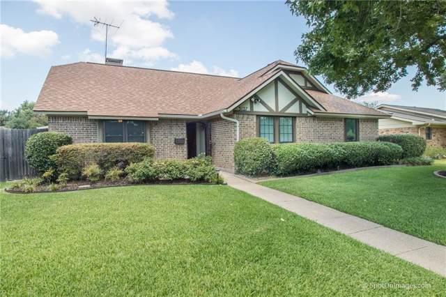3127 Berkshire Drive, Mesquite, TX 75150 (MLS #14146215) :: Van Poole Properties Group