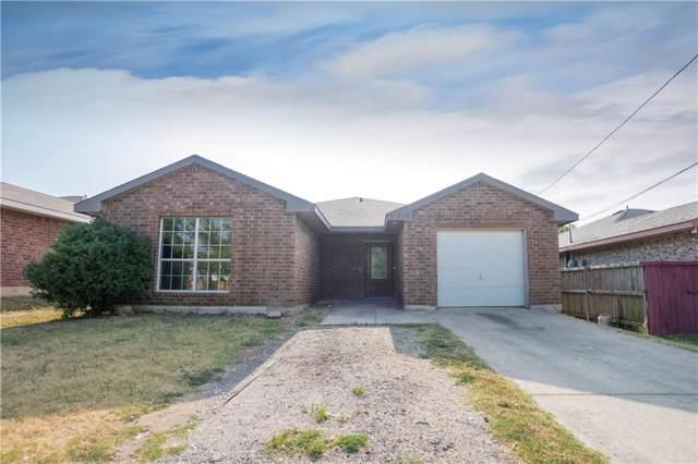 718 Calumet Avenue, Cockrell Hill, TX 75211 (MLS #14146289) :: Lynn Wilson with Keller Williams DFW/Southlake