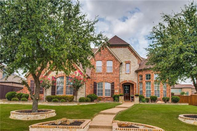 978 Lehigh Lane, Allen, TX 75013 (MLS #14146317) :: The Tierny Jordan Network