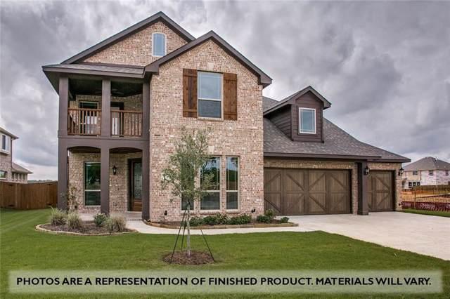 1025 English Oak Drive, Burleson, TX 76028 (MLS #14146320) :: The Mitchell Group