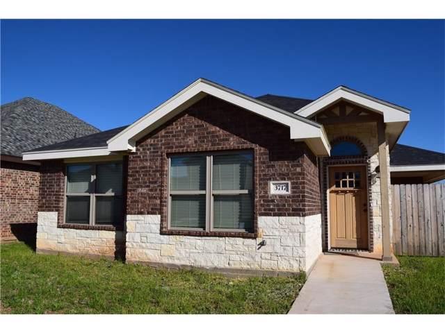 3717 Kallies Cove, Abilene, TX 79606 (MLS #14146339) :: Century 21 Judge Fite Company