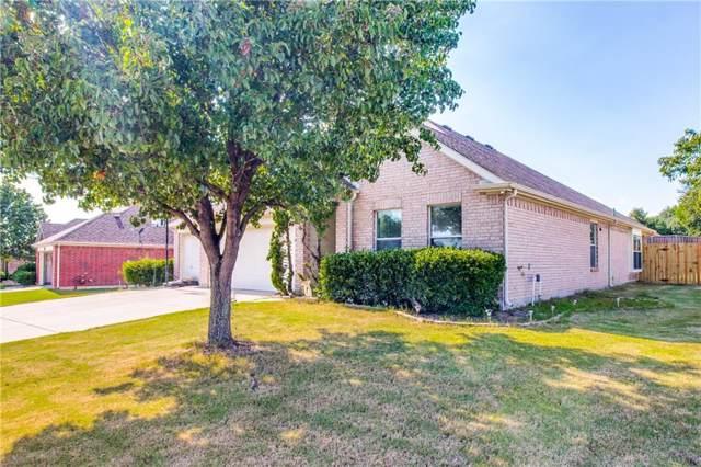 4013 Luck Hole Drive, Denton, TX 76210 (MLS #14146366) :: Frankie Arthur Real Estate