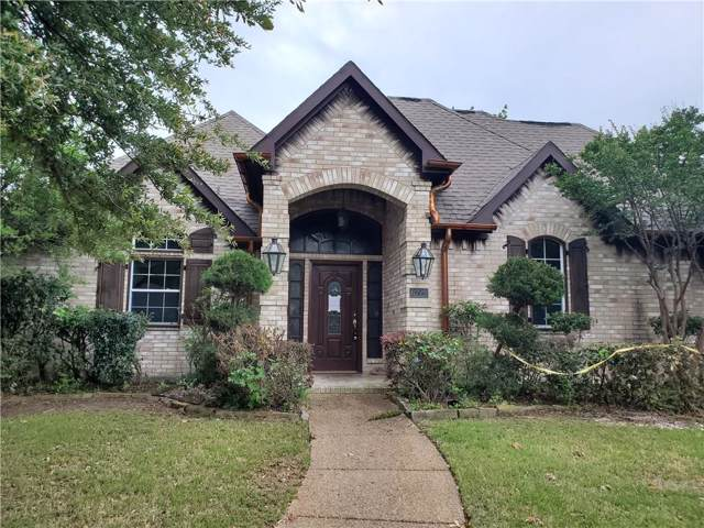 6728 Waterway Court, Plano, TX 75093 (MLS #14146409) :: Magnolia Realty
