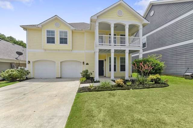 10020 Boston Harbor Drive, Providence Village, TX 76227 (MLS #14146420) :: Real Estate By Design