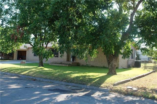1706 Earl, Goldthwaite, TX 76844 (MLS #14146426) :: Team Tiller