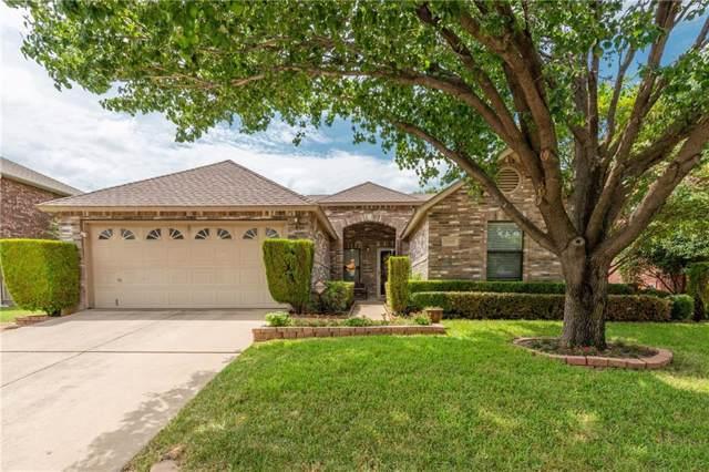 5268 Dillon Circle, Haltom City, TX 76137 (MLS #14146431) :: The Heyl Group at Keller Williams