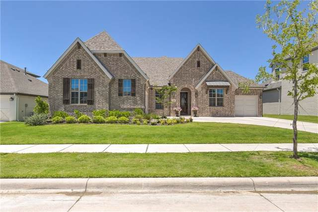 721 Rosewood Place, Aledo, TX 76008 (MLS #14146433) :: Baldree Home Team