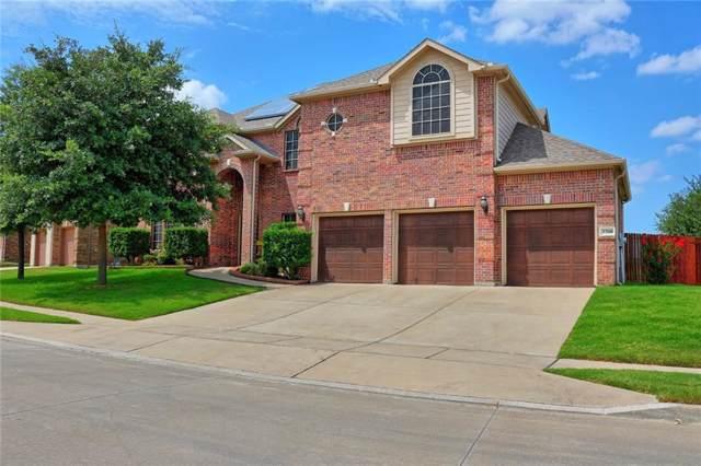 5700 Diamond Valley Drive, Fort Worth, TX 76179 (MLS #14146436) :: The Tierny Jordan Network