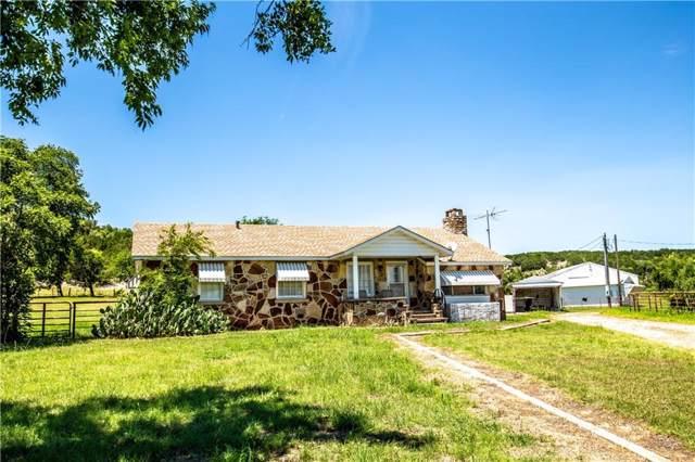 12860 E Farm Road 219, Fairy, TX 76457 (MLS #14146446) :: The Paula Jones Team | RE/MAX of Abilene