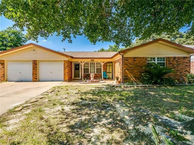 340 W Cheryl Avenue, Hurst, TX 76053 (MLS #14146466) :: Hargrove Realty Group