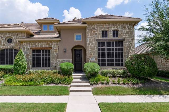 5409 Rowlett Creek Way, Mckinney, TX 75070 (MLS #14146517) :: NewHomePrograms.com LLC