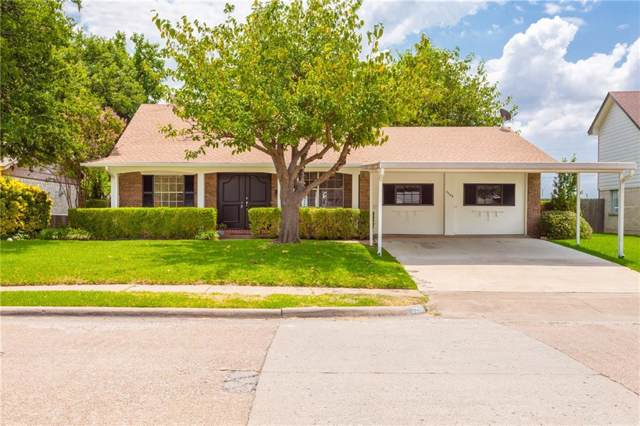 3200 Eastbrook Drive, Mesquite, TX 75150 (MLS #14146571) :: The Real Estate Station