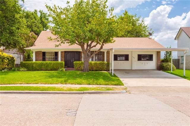 3200 Eastbrook Drive, Mesquite, TX 75150 (MLS #14146571) :: The Paula Jones Team | RE/MAX of Abilene