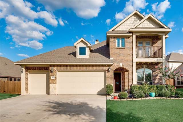 1011 Rockcress Drive, Mansfield, TX 76063 (MLS #14146574) :: Kimberly Davis & Associates