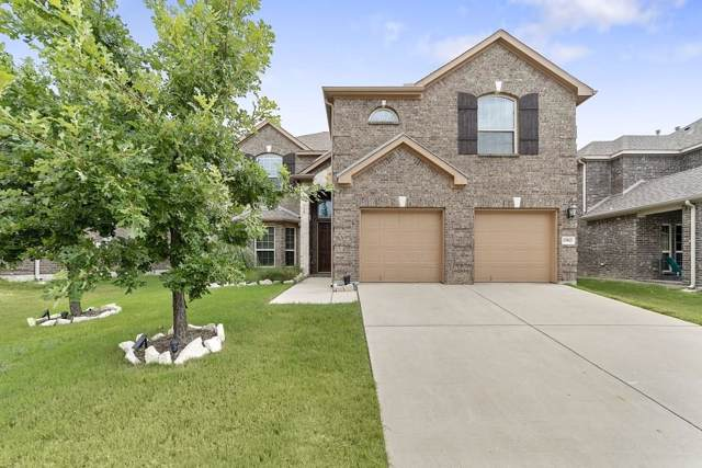 13913 Blueberry Hill Drive, Little Elm, TX 75068 (MLS #14146610) :: Baldree Home Team