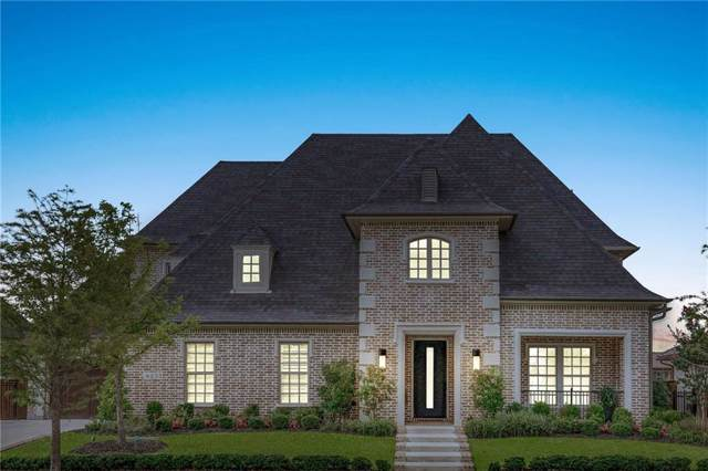4233 Hickory Grove Lane, Frisco, TX 75033 (MLS #14146616) :: The Heyl Group at Keller Williams